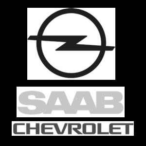 Opel Saab Chevrolet